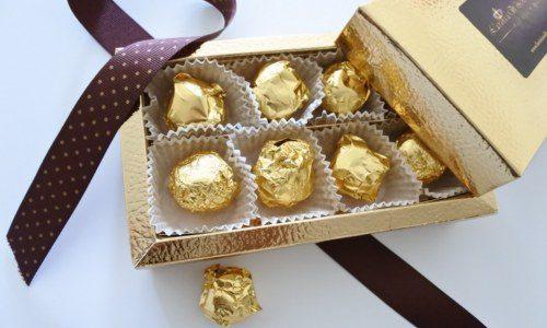 Triple Nut Chocolates