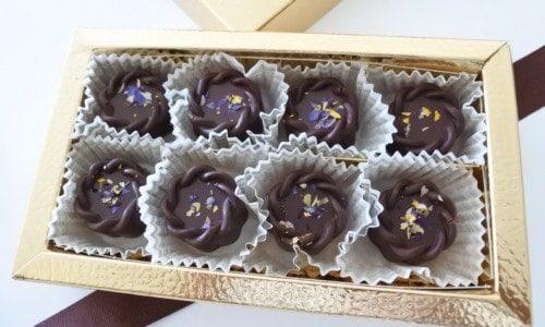 caramel chocolates