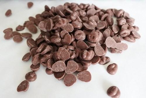 vegan chocolate buttons