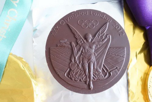 London Chocolate Medals