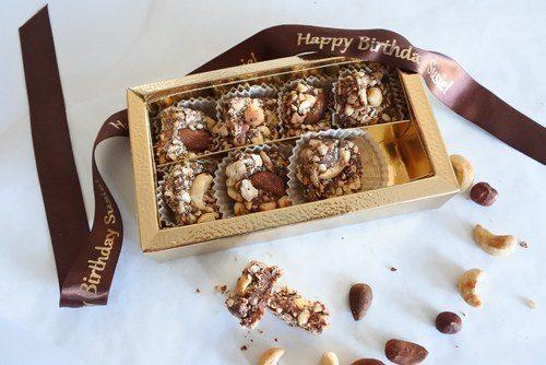 vegan triple roasted nut chocolate