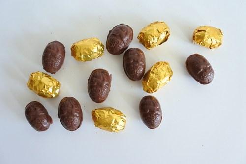 Vegan Chocolate Mini Eggs