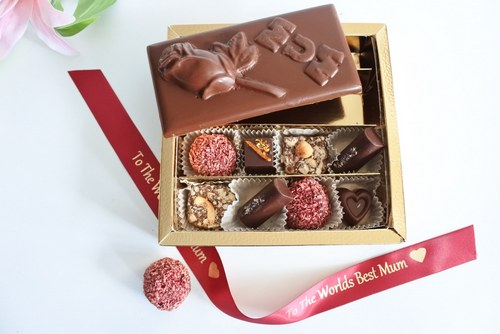 Mothers Day Vegan Chocolate