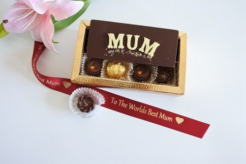 mothers day chocolate gift