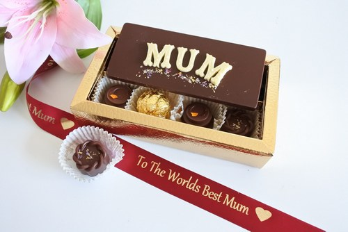 Mothers dayy chocolate gift