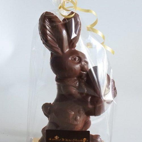 Vegan Chocolate Easter Rabbit