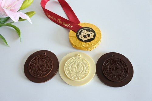 your the best chocolate medals