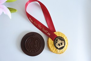 Chocolate Medals