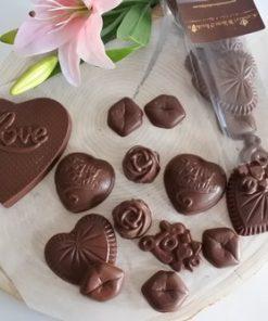 Vegan Valentines Chocolate