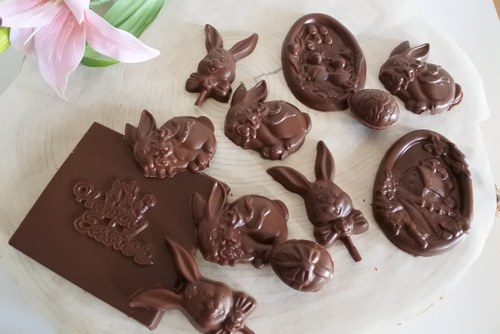 vegan easter chocolates