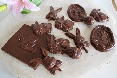 vegan easter chocolates