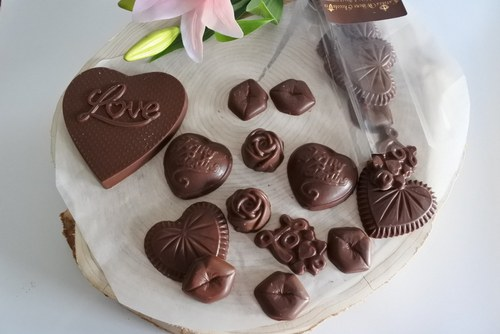 Vegan Valentines Chocolate