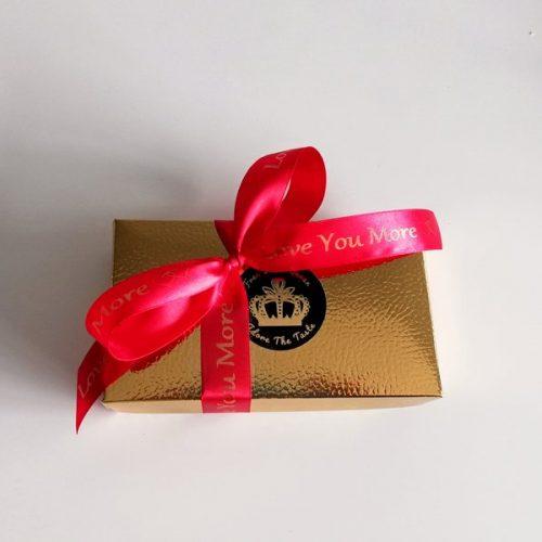 Vegan Chocolate Love Sticks box