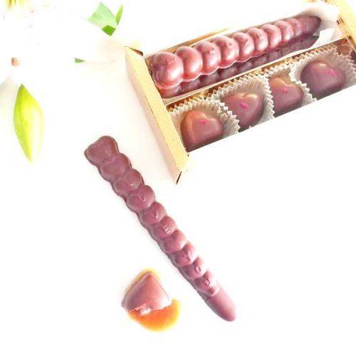 Vegan Chocolate Love Sticks